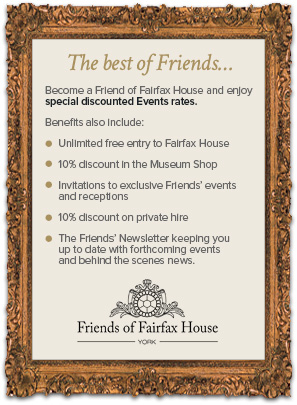 Friends of Fairfax House